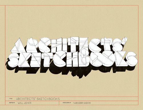 9781935202462: Architects' Sketchbooks