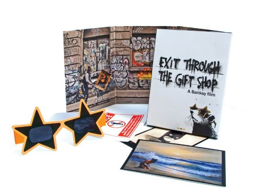 9781935202578: Exit Through the Gift Shop: A Film by Banksy