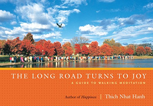 9781935209928: The Long Road Turns to Joy: A Guide to Walking Meditation