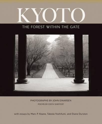 9781935210481: Kyoto: The Forest Within the Gate