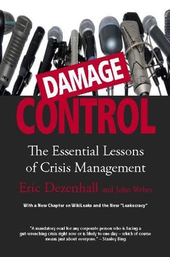 Damage Control (Revised & Updated): The Essential Lessons of Crisis Management: Dezenhall, Eric...