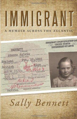 9781935212669: Immigrant: A Memoir Across the Atlantic