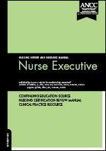 9781935213048: Nurse Executive: Nursing Review and Resource Manual