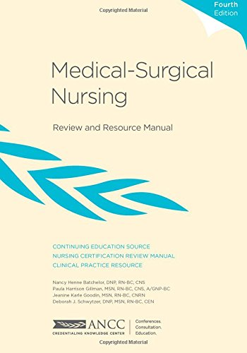 9781935213611: Medical-Surgical Nursing Review and Resource Manual