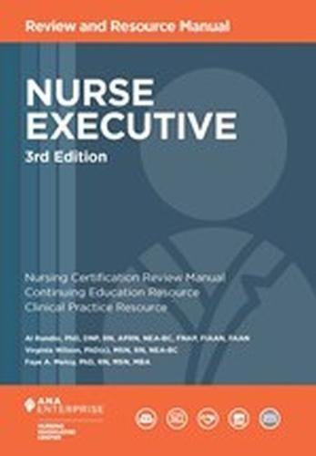 9781935213789: Nurse Executive Review and Resource Manual