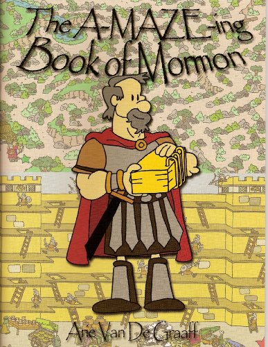 9781935217251: The A-Maze-ing Book of Mormon