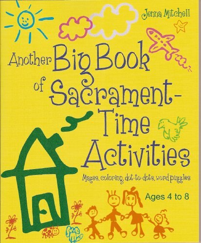 9781935217275: Another Big Book of Sacrament Time Activities