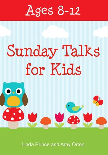9781935217466: Sunday Talks for Kids (Ages 8-12)