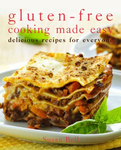 9781935217862: Gluten-Free Cooking Made Easy: Delicious Recipes for Everyone