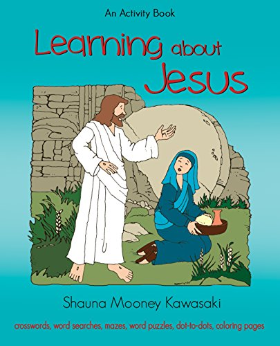 9781935217886: Learning About Jesus: An Activity Book