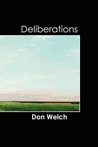 9781935218272: Deliberations