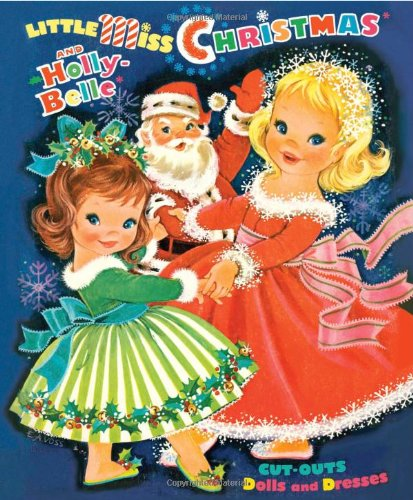Little Miss Christmas and Holly-Belle Cut-Outs