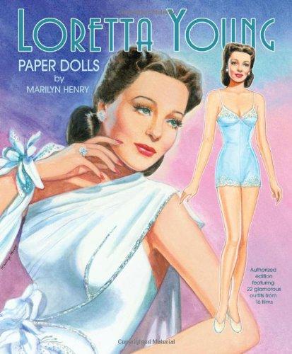 9781935223474: Loretta Young Paper Dolls