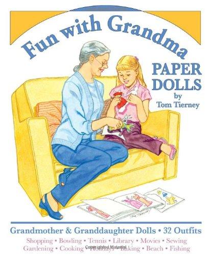 9781935223504: Fun with Grandma Paper Dolls