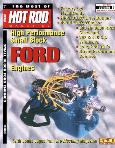 9781935231059: The Best of Hot Rod Magazine - Volume 6: High Performance Small Block Ford Engines