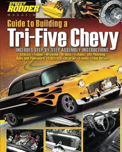 9781935231295: A Guide to Building a Tri-Five Chevy