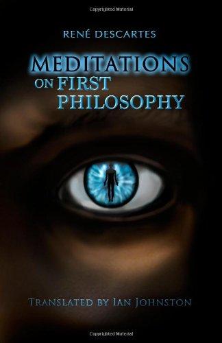Meditations on First Philosophy,: Rene Descartes