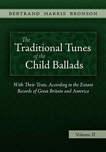 9781935243014: The Traditional Tunes of the Child Ballads, Vol 2
