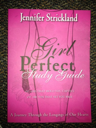 9781935245339: Girl Perfect (Study Guide)