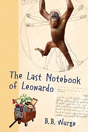 9781935248149: The Last Notebook of Leonardo (LeapKids)