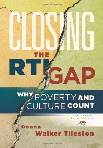 9781935249382: Closing the RTI Gap: Why Poverty and Culture Count