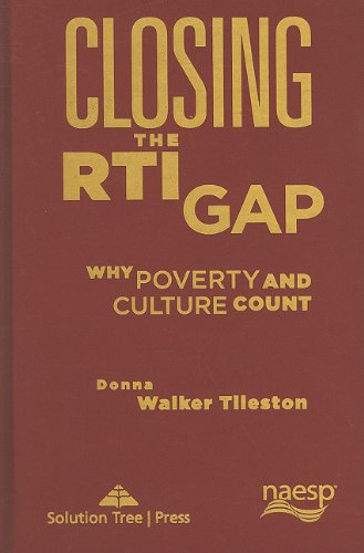 9781935249399: Closing the RTI Gap: Why Poverty and Culture Count