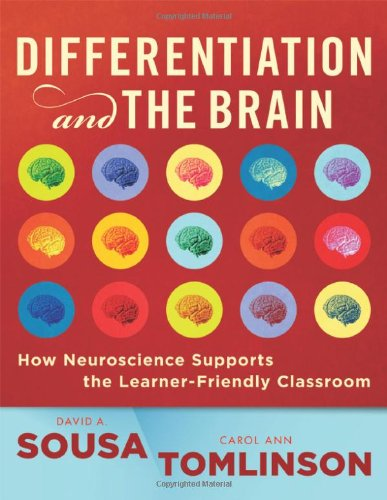 9781935249597: Differentiation and the Brain: How Neuroscience Supports the Learner-Friendly Classroom