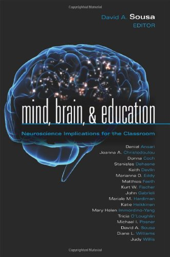 9781935249634: Mind, Brain, & Education: Neuroscience Implications for the Classroom
