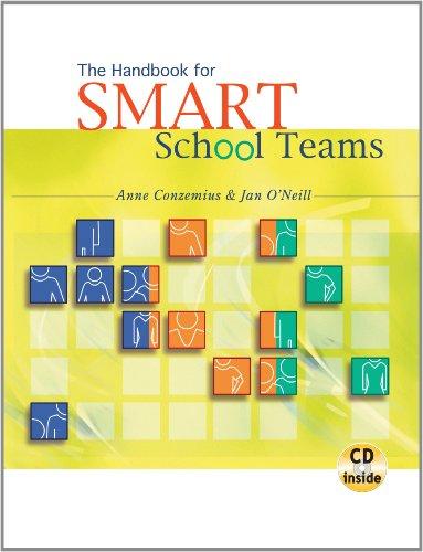 9781935249924: The Handbook for SMART School Teams