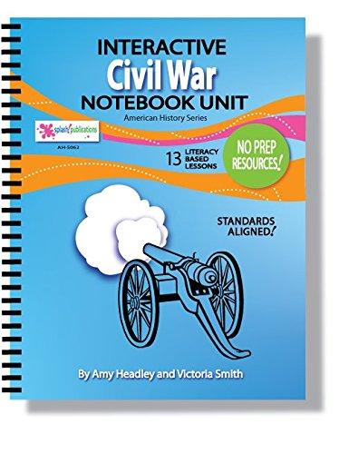 The Civil War--Common Core: Victoria Smith, Amy