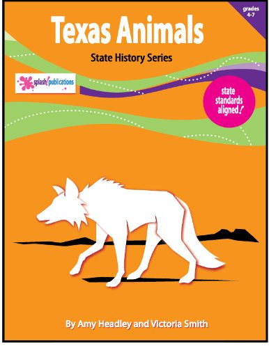 Texas Animals--TEKS Aligned: Victoria Smith, Amy