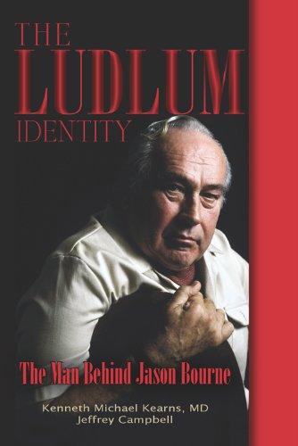The Ludlum Identity, The Man Behind Jason Bourne: Kenneth Michael and Jeffrey Campbell. (SIGNED) (...