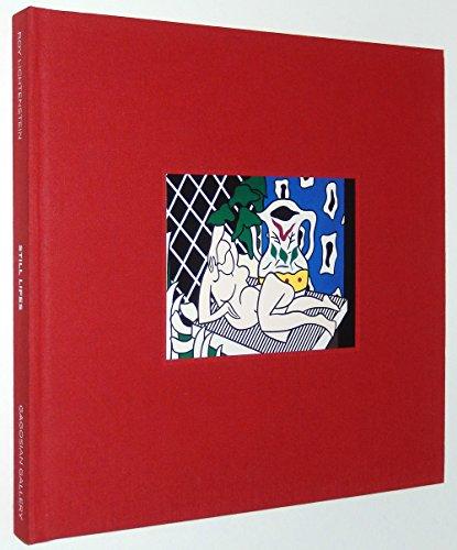 9781935263128: Roy Lichtenstein: Still Lives