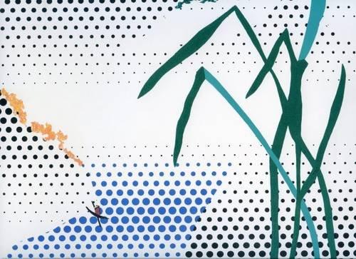 Roy Lichtenstein - Landscapes in the Chinese: Bandlow-Bata, Karen, Lu,