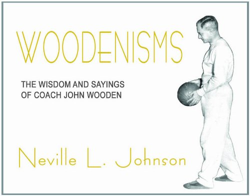 9781935270041: Woodenisms: The Wisdom and Sayings of Coach John Wooden