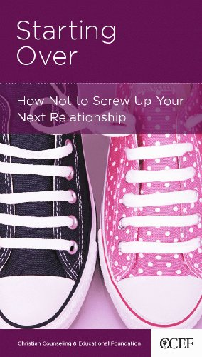 9781935273011: Starting Over: How Not to Screw Up Your Next Relationship