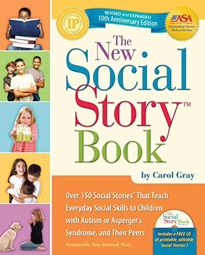 The New Social Story Book, Revised and Expanded 10th Anniversary Edition: Over 150 Social Stories th