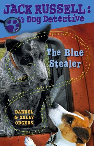 9781935279099: The Blue Stealer (Jack Russell: Dog Detective)
