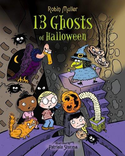 13 Ghosts of Halloween: Muller, Robin