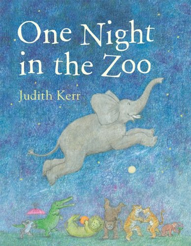 9781935279372: One Night in the Zoo