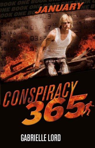 9781935279495: January (Conspiracy 365)