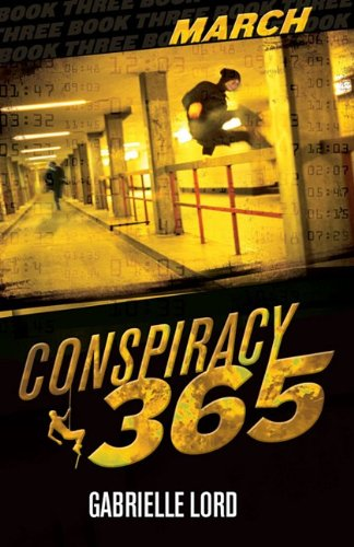 9781935279525: March (Conspiracy 365)