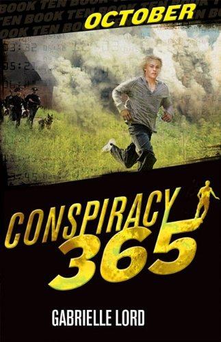 9781935279594: October (Conspiracy 365)