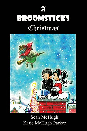 9781935290292: A Broomsticks Christmas