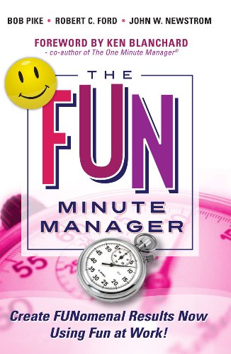 9781935291046: The Fun Minute Manager
