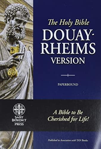 9781935302056: The Holy Bible: Douay-Rheims Version