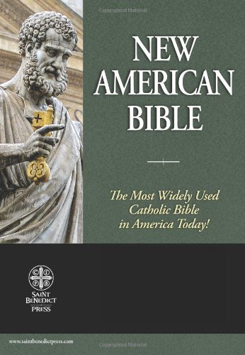 9781935302148: Holy Bible: New American Bible (Premium UltraSoft Burgundy)