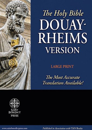 9781935302216: The Holy Bible: Douay-Rheims Version