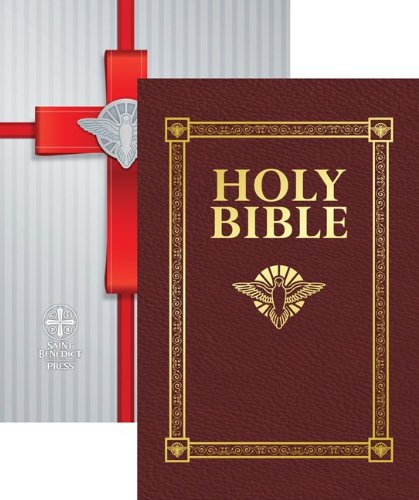 9781935302346: Holy Bible: Confirmation Gift Edition (New American Bible)