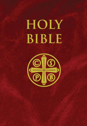9781935302582: New American Bible, Revised Edition